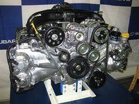 スバルのJBエンジン