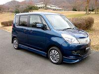 Suzuki ソリオ