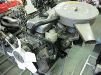 三菱のエンジン