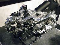 125ccスクーターエンジン