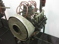 矢野のV8エンジン