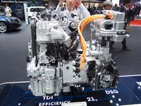 VWの800CCディーゼル