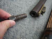 火縄銃の尾栓