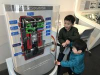 エンジン博物館