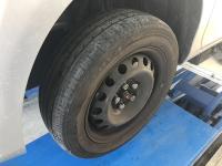 タイヤトラブル1