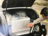 木炭自動車