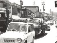昭和30年代の浄正橋筋