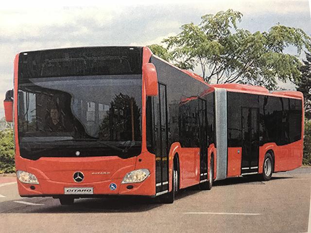 連節バス1