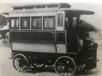 最初のバス