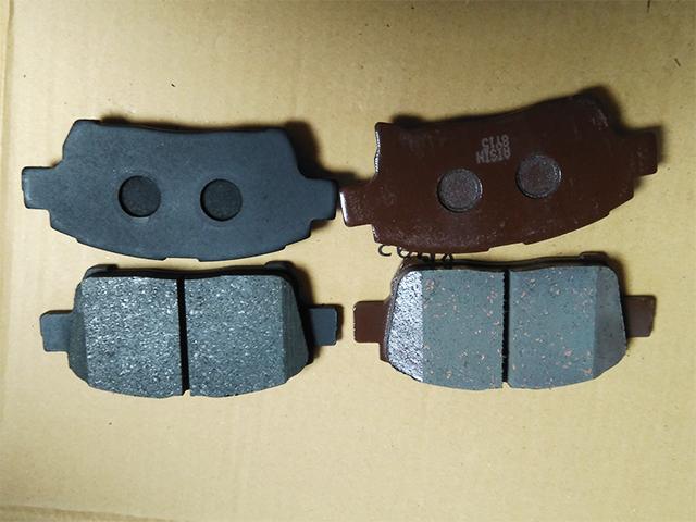 中国製VS日本製ブレーキパッド
