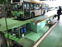 都営バス整備工場