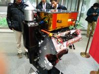 トヨタのル・マン エンジン