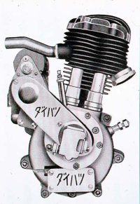 57P_単気筒空冷エンジン